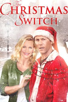 Poster for the movie The Christmas Switch