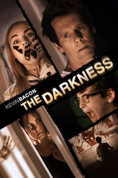 The Darkness movie poster.