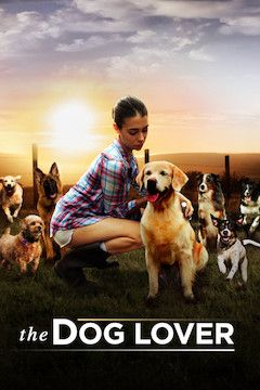 The Dog Lover movie poster.
