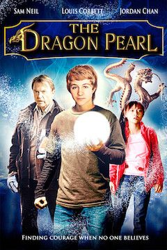 The Dragon Pearl movie poster.