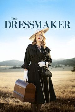 The Dressmaker movie poster.
