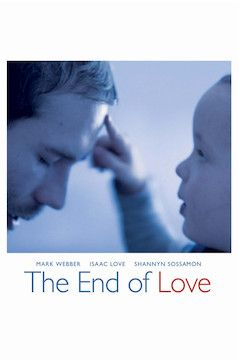 The End of Love movie poster.