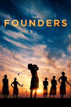 The Founder movie poster.