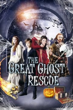 The Great Ghost Rescue movie poster.