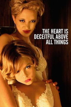 The Heart Is Deceitful Above All Things movie poster.