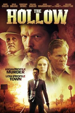 The Hollow movie poster.