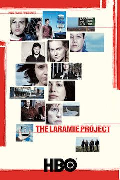 The Laramie Project movie poster.