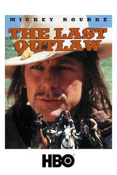 The Last Outlaw movie poster.