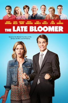 The Late Bloomer movie poster.