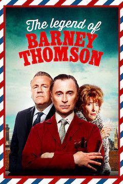 The Legend of Barney Thomson movie poster.
