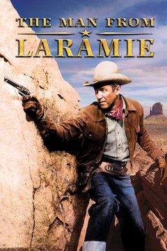Poster for the movie The Man From Laramie