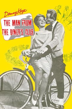 The Man From the Diner's Club movie poster.