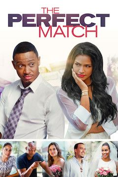 The Perfect Match movie poster.