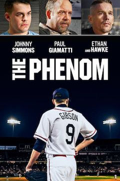 The Phenom movie poster.