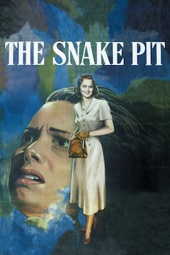 Poster for the movie The Snake Pit