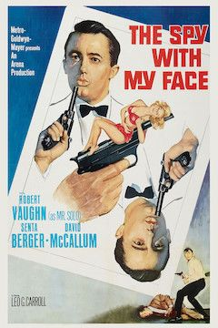 The Spy With My Face movie poster.