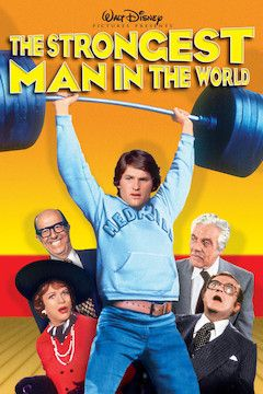 The Strongest Man in the World movie poster.
