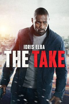 The Take movie poster.