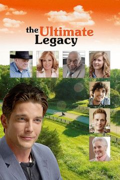 The Ultimate Legacy movie poster.