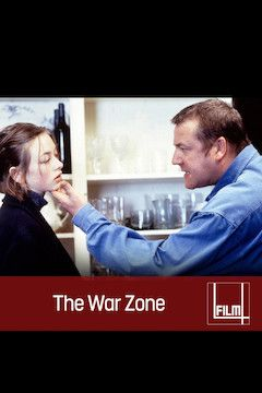 The War Zone movie poster.