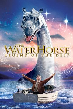 Poster for the movie The Water Horse: Legend of the Deep