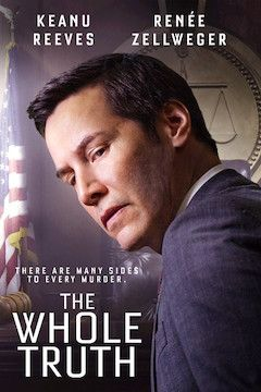 The Whole Truth movie poster.