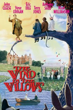 The Wind in the Willows movie poster.