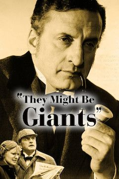 They Might Be Giants movie poster.