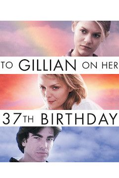 To Gillian on Her 37th Birthday movie poster.
