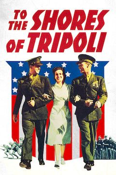 Poster for the movie To the Shores of Tripoli