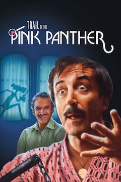 Trail of the Pink Panther movie poster.