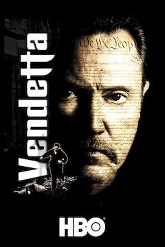 Vendetta movie poster.