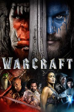 Poster for the movie Warcraft