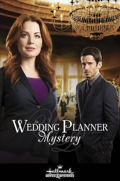 Wedding Planner Mystery movie poster.