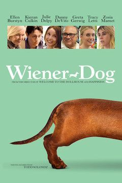 Poster for the movie Wiener-Dog