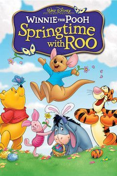 Winnie the Pooh: Springtime with Roo movie poster.