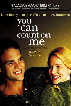 You Can Count on Me movie poster.