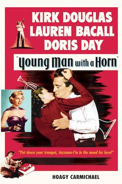 Young Man With a Horn movie poster.