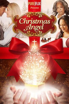 Christmas Angel movie poster.