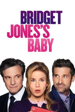 Bridget Jones's Baby movie poster.