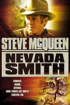 Nevada Smith movie poster.