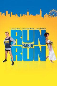 Run, Fatboy, Run movie poster.