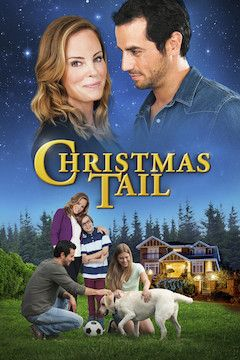 A Christmas Tail movie poster.