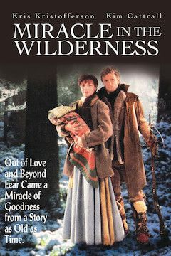 Miracle in the Wilderness movie poster.
