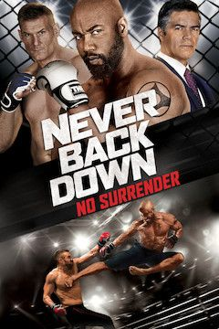 Never Back Down: No Surrender movie poster.