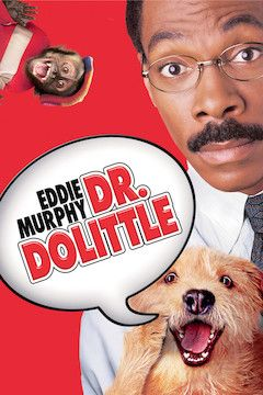 Doctor Dolittle movie poster.