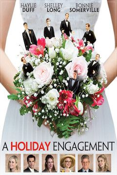 Holiday Engagement movie poster.