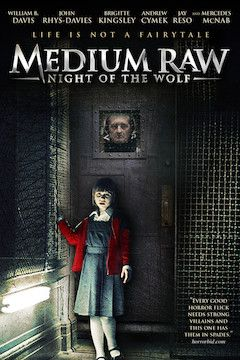 Medium Raw: Night of the Wolf movie poster.