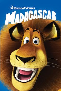 Madagascar movie poster.