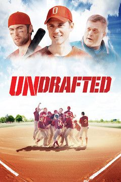 Undrafted movie poster.